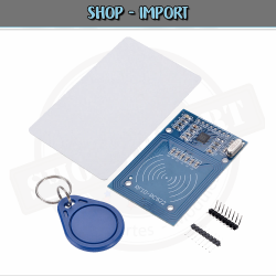 Module RFID kit compatible Arduino (ID TAG)