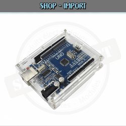 Box protection Arduino UNO R3
