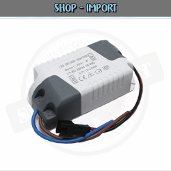 Alimentation led 230v 3w à 18w
